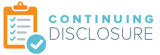 continuous disclosure obligations abridged guide File a complaint or report a scam a guide for complainants do not comply with the requirements of ni 51-102 continuous disclosure obligations (ni 51-102), national instrument 81-106 investment fund continuous disclosure (ni 81-106.